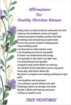 faith based weight loss | christian weight loss programs for women